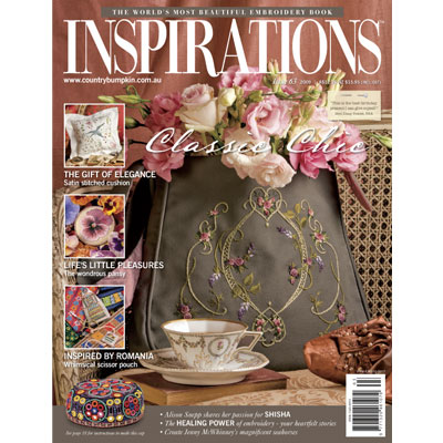 Inspirations issue 63 (shop return)