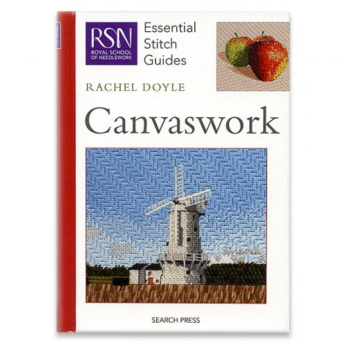 Canvaswork, the Essential Guide