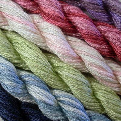 Cascade House Stranded Silk