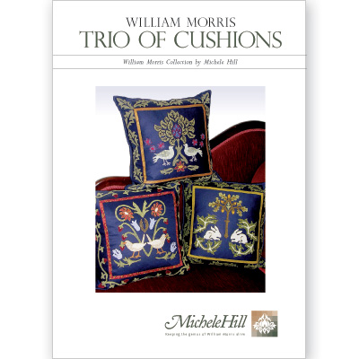 Trio of Cushions