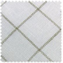 29 Count Newport Linen - White with Ecru