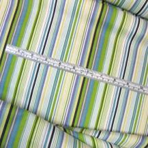 Maude Asbury Calypso Green Stripe