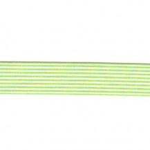 Pin Stripe - lime