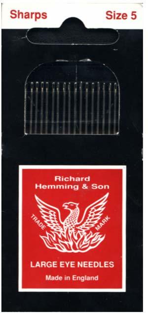 Needles - Sharps