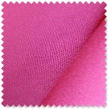 Strawberry Pink Stretch Sateen