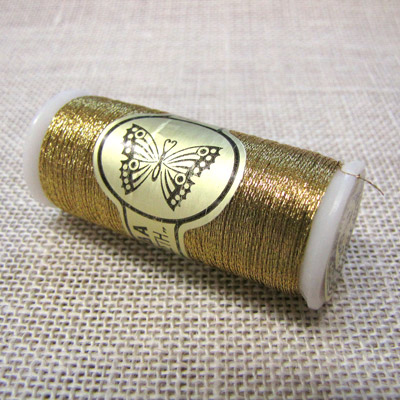 Au Papillon Gold Thread