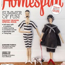 homespun january 2016