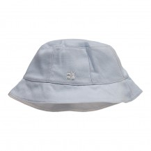 Pale Blue Fishermans Hat