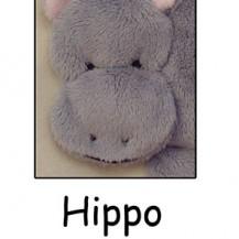 hippo fabric pack