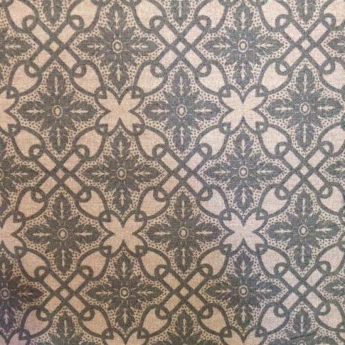 Leaf Pattern in brown