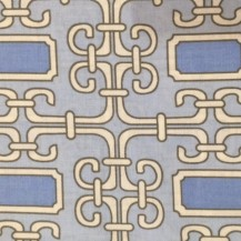 blue tile pattern