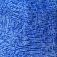 spotted crak blue fabric