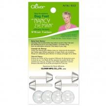 clover-nancy-zieman-bag-feet-12-or-14mm-glossy-nickel