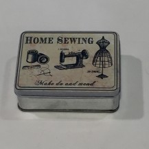 rectangle sewing box