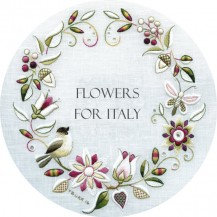 flowers for italy