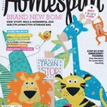 homespun feb 2017