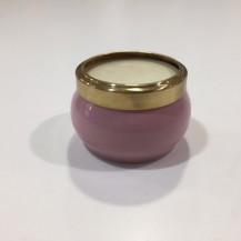 pink ceramic pot