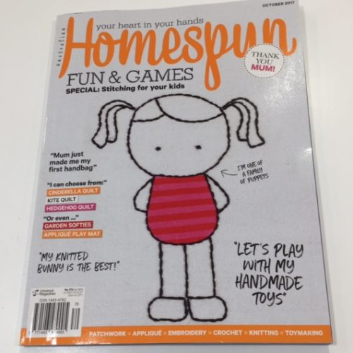 homespun oct 2017