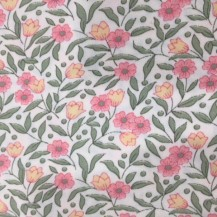 flroal pink