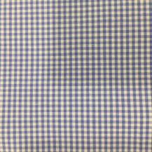 light blue micro check