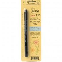 SS-E-T-002-Fine_Tip_Iron-On_Transfer_Pen_-_Black_Ink-Front