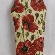glases case poppy