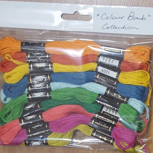presencia colour bomb collection